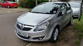 Vauxhall Corsa1.2 sxi, 2010, in Immaculate condition