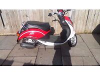 sym mio 50 4 stroke 2011 cheap transport or first scooter 50cc