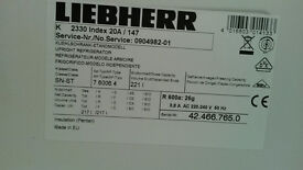 Refrigerator/LIEBHERR Perfect Condition.