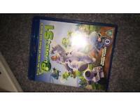 Planet 51 blu-ray DVD