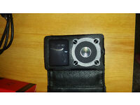 FiiO X3 Lossless Portable Digital Audio Player & DAC (Black) with 128GB microSD card
