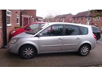 Renault Scenic. FULLMOT, FULLSERVICE, 2ltr, 6gear, great drive, lovely car, spacious, tinted glass
