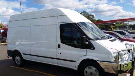 2013 Ford Transit Van/Minivan