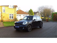 2011 MINI COUNTRYMAN 2.0 COOPER SD ALL4 5d 141 BHP 4 WHEEL DRIVE, 1 FORMER KEEPER