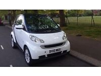 Smart fortwo 2010 low mileage