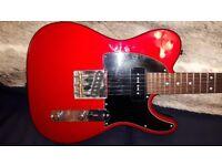 GJ2 By Grover Jackson Hellhound Electric Guitar.Telecaster.Tele.Offers/swap/trade