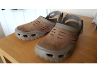 Mens Yukon CROC Shoes - Khaki