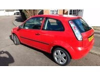 Ford Fiesta Zetec. Low mileage for year
