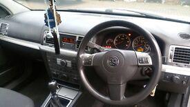 Sliver Vauxhall vecter, 1.9