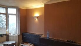 Painting and decorating,plastering,flooring,tiling services.Call or text to Alex for free quote