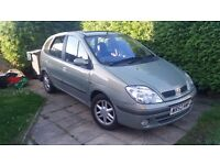 Renault scenic diesel reliable runabout