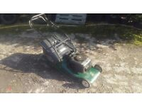 Hayter 48 roller lawnmower