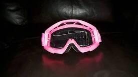 Kids motocross goggles