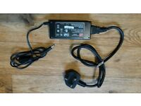 RS LH60A12-P1J 1 Desktop Power Supply, 100-240 V AC Input, 12V DC 5A Output