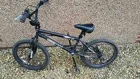 """Black BMX 16"""""""