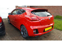 KIA Ceed GT - beautiful condition, with low mileage & FMDSH