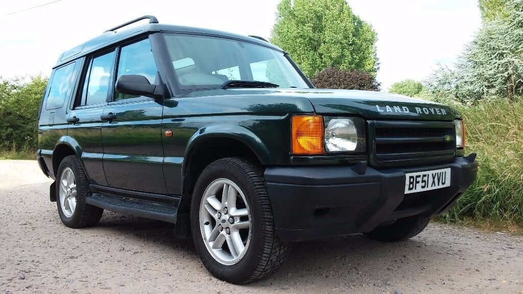 service manual  2001 land rover discovery manual