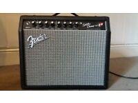 Fender Superchamp x2 Guitar Amp + Footswitch