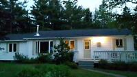 Charming bungalow and acreage