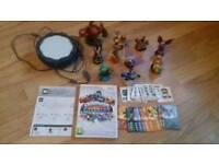 Wii Skylanders Giants Bundle