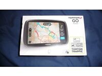 Tomtom 6000 - lifetime maps and live services