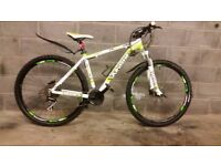 FULLY SERVICED WHISTLE PATWIN 29ER WITH HYDRAULIC BRAKES BICYCLE