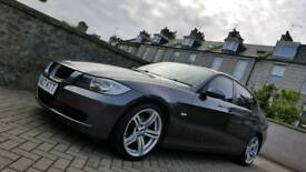 BMW 320D WITH 1 YEAR MOT