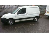 Citroen berlingo, 08 reg, 1.6hdi, 120k miles, mot feb17, good condition + runner £1150 kilmarnock