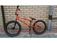 WeThePeople BMX bike 2016 model Orange