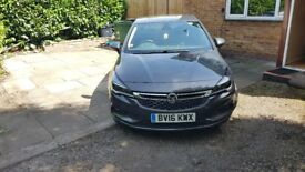 Vauxhall Astra 1.6 CDTi Elite Nav (s/s) 5dr TOP SPEC, LEATHER TRIM, PARKING SENSORS, SAT NAV