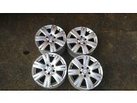 Genuine Mercedes wheels w204 w212 Mercedes alloys part number A2044012602
