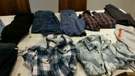 Boys clothes age 10 - 11