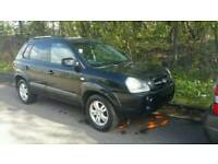 2007 Hyundai Tucson 4WD Limited 2.0 CRDI 6 SPEED SPARES OR REPAIR