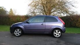 Ford Fiesta Zetec Climate - low mileage - only 2 owners