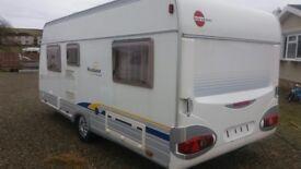 2003 Quality German caravan!!