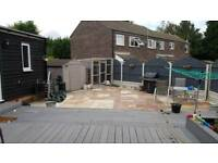 3 bed detached house pets allowed