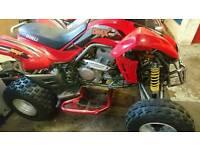 Road legal quad 450cc with MOT