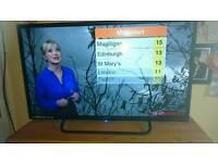 32 inch LED flat screen TV