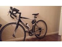 Giant road bike in a good condition.