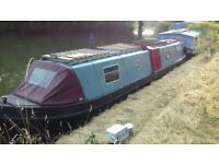 Immaculate 32ft narrowboat for sale