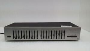 Realistic Equalizer. We Sell Used & New Pro Audio. MH330482 (#10461)