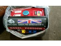Band new Generator 8500 watts