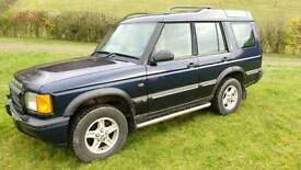 Land Rover Discovery TD5 2002 138000 with upgrades......
