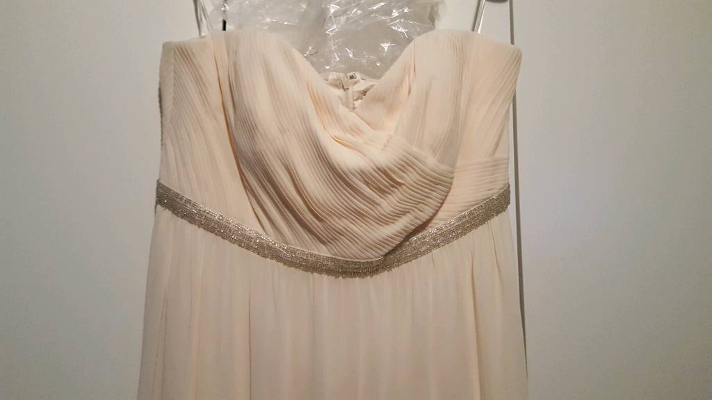 Prom/ formal dress size 22