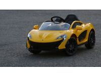 McClaren P1 Electric ride on car