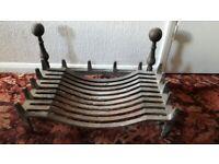 Cast Iron Fire Basket £60