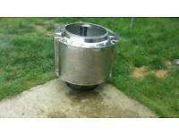 Fire pit - patio warmer- incinerator -barbecue