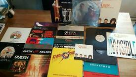 Queen record collection