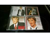 ROD STEWART. THE GREAT AMERICAN SONGBOOK. 4 CDS.NEW.