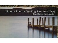 Reiki Healing for people and animals